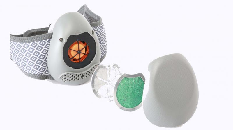 Difference Between Pollution Masks and Respirators