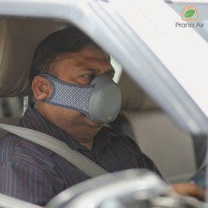 pollution and pollution mask