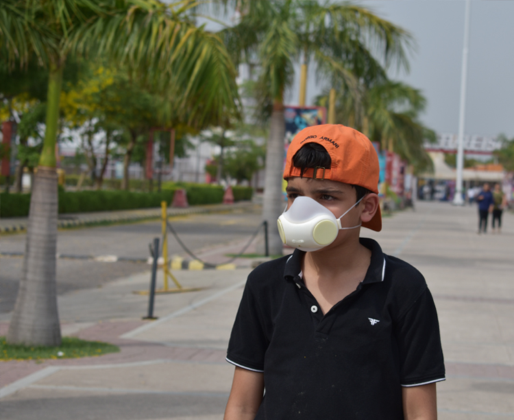 pollution mask for children