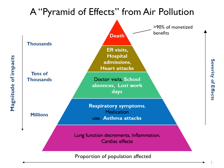Effects of Air Pollutants