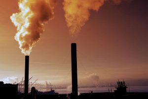 types of air pollutants
