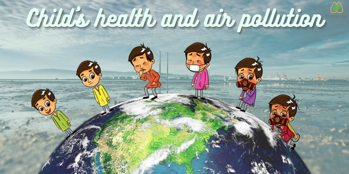 child's health and air pollution