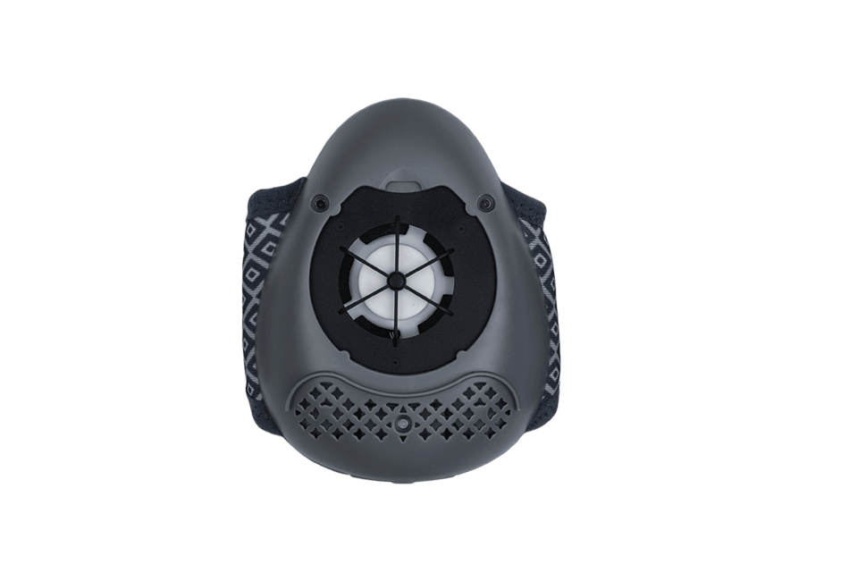 prana air motion mask micro ventilator